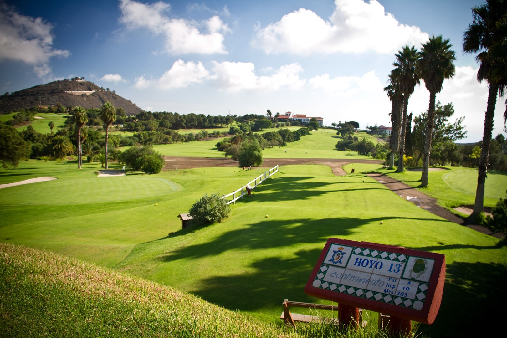 Real Club Golf Las Palmas, Gran Canaria
